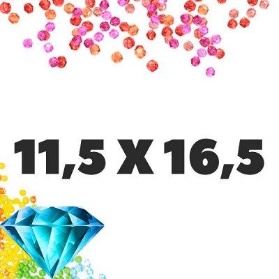 Рисование по номерам&Алмазки🎁Подарочки к 8 марта! — Алмазные мозаики 11,5x16,5 — Мозаики и фреска