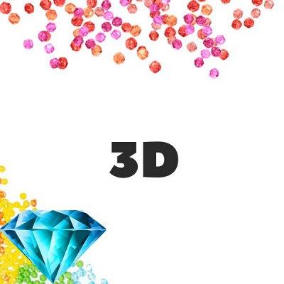 Рисование по номерам&Алмазки🎁Подарочки к 8 марта! — 3D алмазные мозаики — Мозаики и фреска