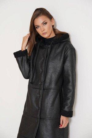 Пальто Пальто Fantazia Mod 3820  Состав: ПЭ-100%; Сезон: Осень-Зима Рост: 164  Стильная верхняя одежда - неотъемлемый атрибут твоего осеннего гардероба. Касательно модели - самыми актуальными по-преж