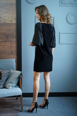 Платье Платье Fantazia Mod 3826  Состав: ПЭ-100%; Сезон: Осень-Зима Рост: 164  Элегантное платье..., что же ещё если не оно, подчеркнет все самое ценное в своей обладательнице - вкус, женственность,