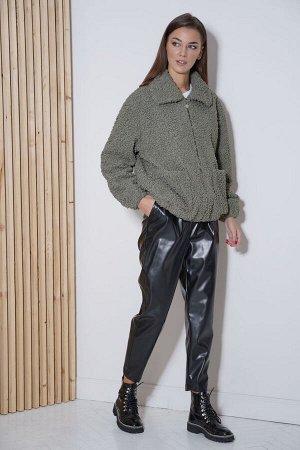 Куртка Куртка Fantazia Mod 3827  Состав: ПЭ-100%; Сезон: Осень-Зима Рост: 164  Когда приходит время выбирать модную верхнюю одежду первое, о чём мы вспоминаем это куртках. Ведь удобнее и практичнее и