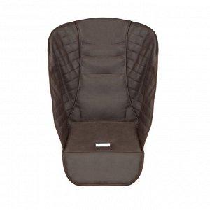 Универсальный чехол для детского стульчика цвет шоколадный