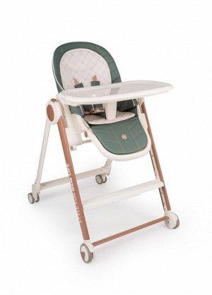 Стульчик для кормления Happy Baby BERNY V2, цвет dark green
