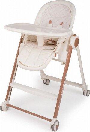 Стульчик для кормления Happy Baby BERNY V2, цвет milk