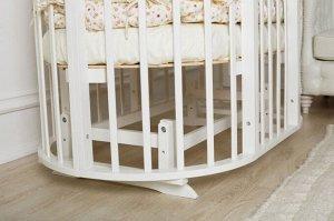 Маятник для кроватки 2 в 1 Incanto Mimi, цвет белый