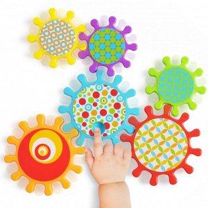 *Набор игрушек Happy Baby MECHANIX