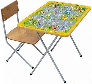 *Комплект детской мебели Фея Досуг 301 ПДД