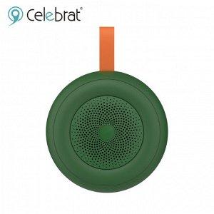 Портативная колонка Celebrat SP-8 Зеленый, арт.012232