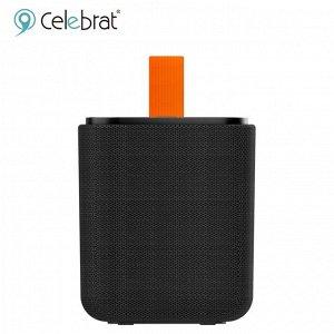 Портативная колонка Celebrat SP-4 Черный, арт.012234