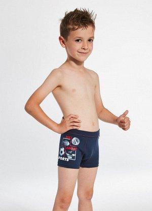 Corn_701/700-2 Облегающие боксеры для мальчиков