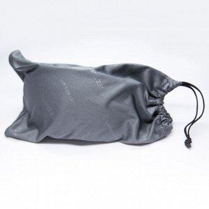Чехол для маски для лыж и сноуборда серый b 100 wedze