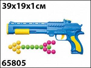 """Пистолет """"Шотган.Пинг-понг"""" арт.65805"""