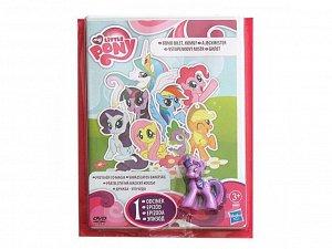 Пони + DVD арт.30491 (MLP)
