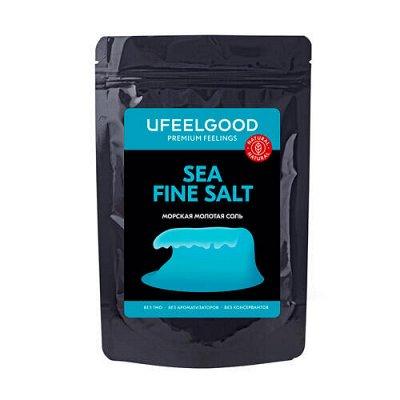 Гигантская ЭКО-ветка! Лучшее в твою продуктовую корзину — Специи, приправы-Полезная соль — Сахар и соль