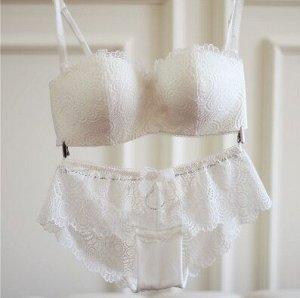 Комплект нижнего белья, цвет белый