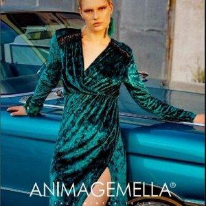 Платье Anima Gemella Италия