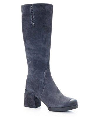 Сапоги Страна производитель: Китай Размер женской обуви x: 36 Полнота обуви: Тип «F» или «Fx» Сезон: Зима Вид обуви: Сапоги Материал верха: Замша Материал подкладки: Натуральный мех Материал подошвы: