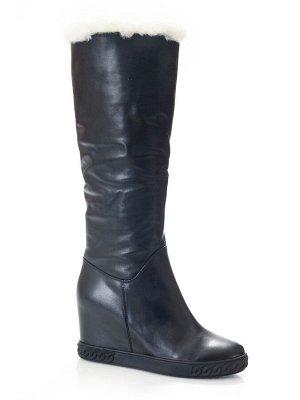 Сапоги Страна производитель: Китай Размер женской обуви x: 34 Полнота обуви: Тип «F» или «Fx» Сезон: Зима Вид обуви: Сапоги Материал верха: Натуральная кожа Материал подкладки: Натуральный мех Каблук/
