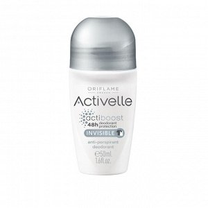 Шариковый дезодорант-антиперспирант без белых пятен