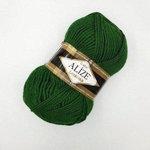 Пряжа для вязания Alize Lanagold Ализе Ланаголд цвет 118