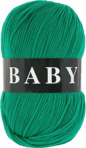 Пряжа Vita Baby  Вита Беби цвет 2859