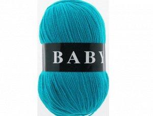 Пряжа Vita Baby Вита Беби  цвет 2879
