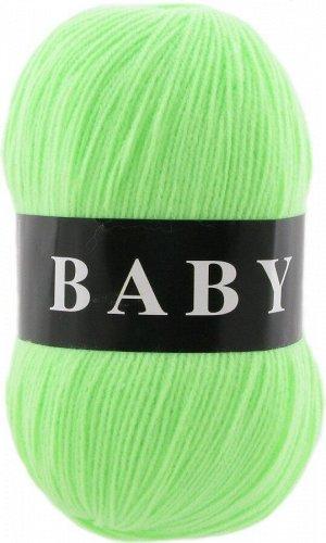 Пряжа Vita Baby  Вита Беби цвет 2878