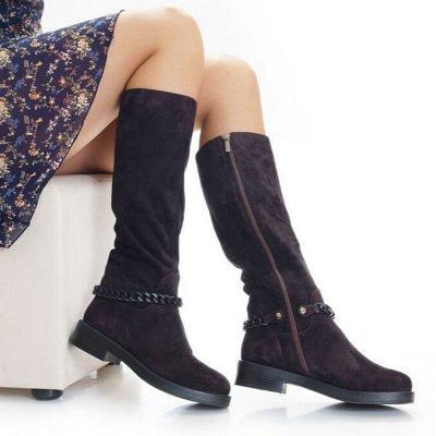 Обувь + без рядов! Горячие новинки осень-зима 2020🔥 — Сапоги зимние — Зимние