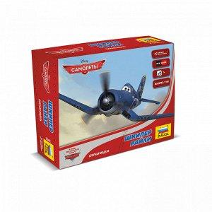 """Сборная модель 2062 Самолеты """"Planes"""".Шкипер."""