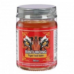 Бальзам Binturong Tiger Red Balm, 50 г