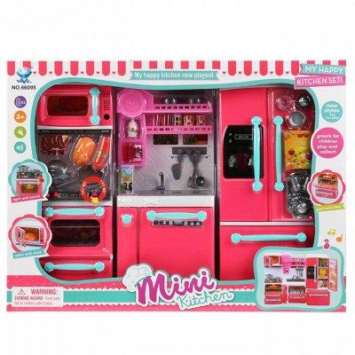 Удобная закупка. Все в одном месте, швабры, канц.товары .... — Набор посуды! для девочек! — Интерактивные игрушки