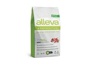 Alleva Equilibrium Sensitivе сухой корм для собак мелких и средних пород с ягненком и океанической рыбой 2кг