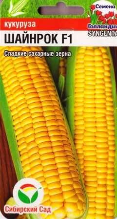 Кукуруза Шайнрок F1 (Код: 86609)