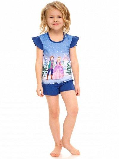 ТМ АПРЕЛЬ 🌸 Райский май до -30%! Детская. Летняя! Яркая — Белье девочкам + домашняя одежда