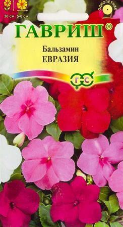 Бальзамин Евразия смесь (Код: 13068)
