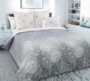 Комплект постельного белья Евромакси, перкаль (Поднебесье)