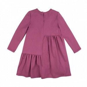 Платье Количество в упаковке: 1; Артикул: BN-147П-167; Цвет: Красный; Ткань: Кулирка с лайкрой; Состав: 95% хлопок, 5% лайкра; Цвет: Бордовый Скачать таблицу размеров