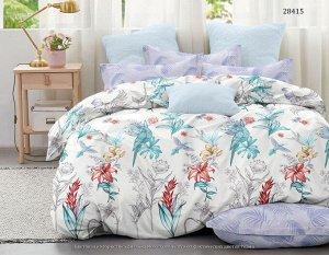Комплект постельного белья Santa Barbara  28415 2,0 сп.