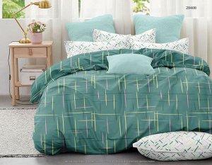Комплект постельного белья Santa Barbara 28408 1,5 сп.