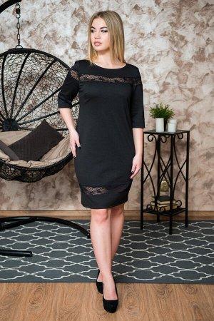 Платье Количество в упаковке: 1; Артикул: ШАР-0182; Ткань: Вискоза; Вес- от: 360 г.; Цвет: Чёрный Скачать таблицу размеров                                                 Роскошное платье из милано.