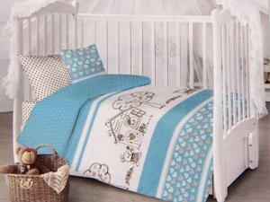 """Комплект постельного белья """"Пряничный домик"""" Ясли"""