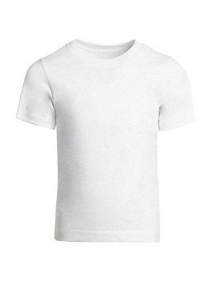 Футболка Количество в упаковке: 1; Артикул: МАТ-ФУБ; Ткань: Интерлок; Состав: 100% Хлопок; Цвет: Белый Футболка белая.