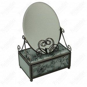Зеркало со шкатулкой «Эскиз»