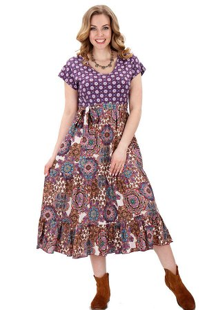 Платье артикул 52-708К цвет 767 Номер цвета: 767