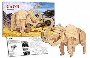 Модель сборная 3Big Слон