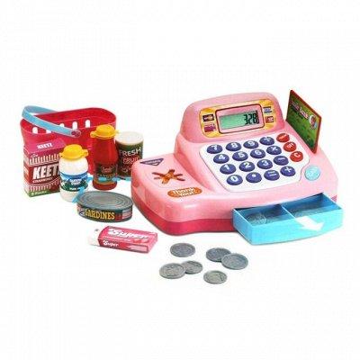 Удобная закупка. Все в одном месте, швабры, канц.товары .... — Набор игрушек посуда для игр! — Интерактивные игрушки