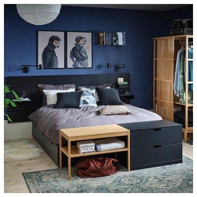 ✔ IKEA 503 ♥ Средний габарит ♥Со склада всегда 0 руб ♥  — ✔ Спальня — Кровати