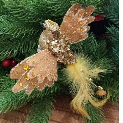 Рюкзаки Beckmann. 🎒 Чебоксарский трикотаж.👚Нанопятки👣 — Вставки, прищепки, декоративные веточки, цветы — Все для Нового года