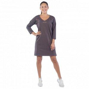 Платье женское Proper solution КЛП1448П1 коричневый