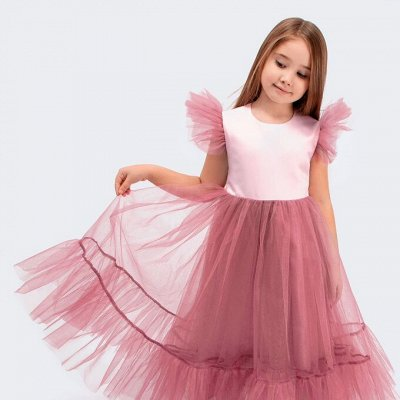 АБВГДЕЙКА моды.. Бюджетная одежда от 0 до 14 лет.   — Платья нарядные — Платья и сарафаны